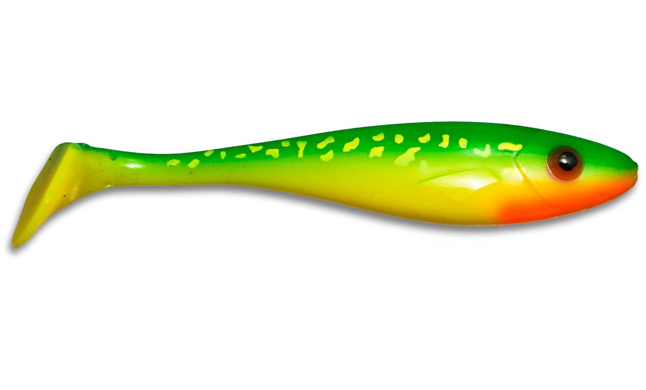 Picture of Gator Gum - Hot Pike 22 cm