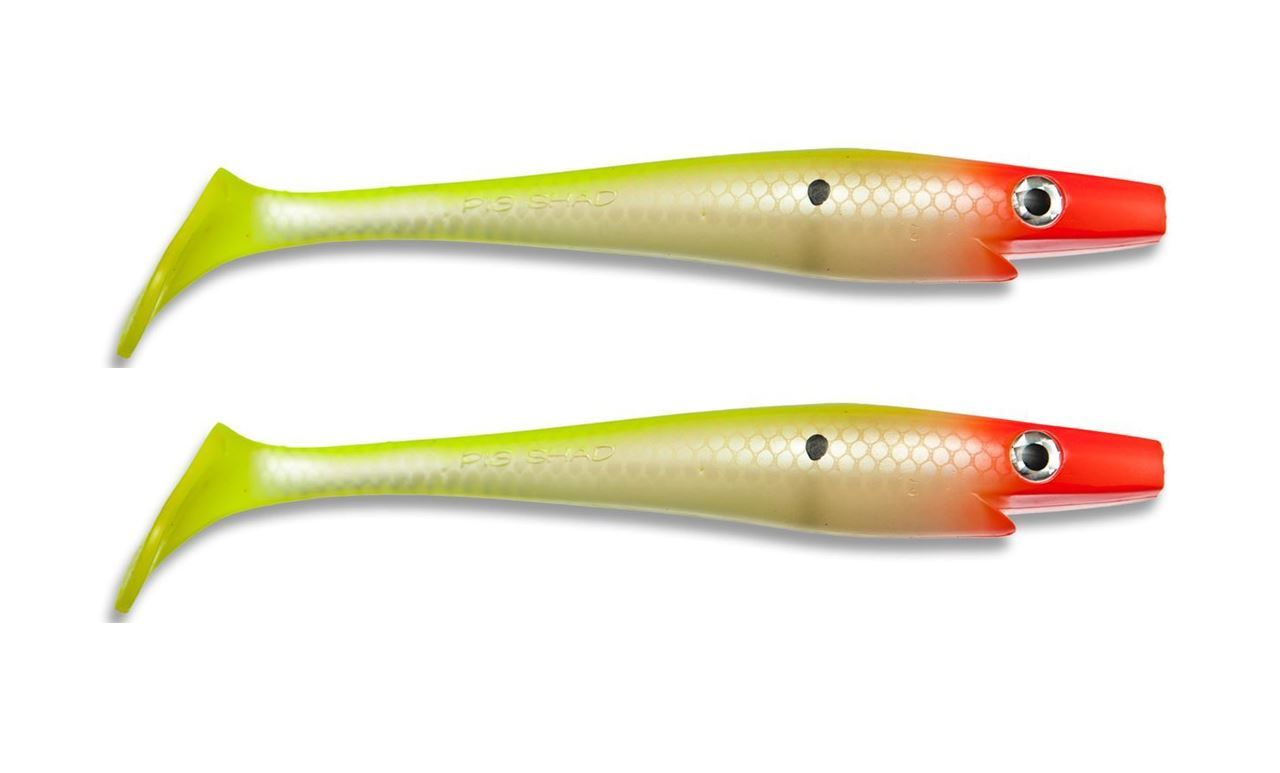 Bild på Pig Shad Jr - Crystal Clown - 2 pack