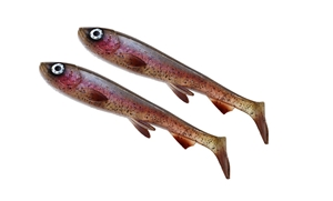 Picture of Wolfcreek Shad Jr 2-pack - Rainbow Trout