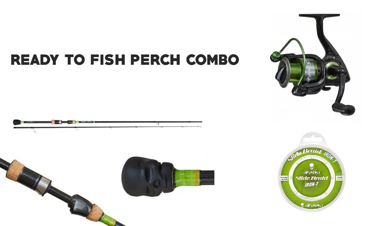 PERCH High Quality Aluminum Fish Street Sign Fishing