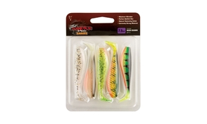 Picture of Zander Pro Shad 7,5 cm - Mixed colors x 5 jigs