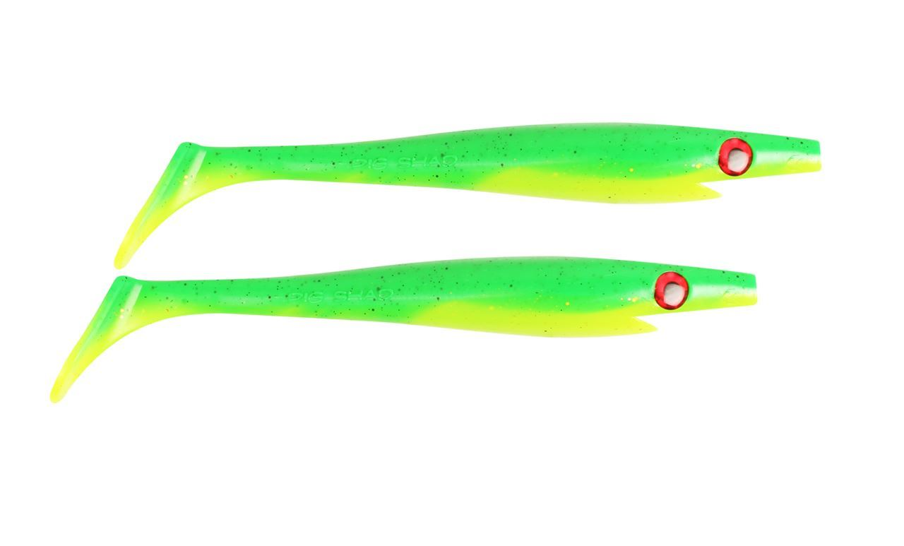 Picture of Pig Shad Jr - Firetiger - 2 pack