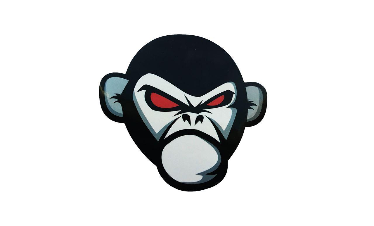Picture of Sticker - M-WAR Head