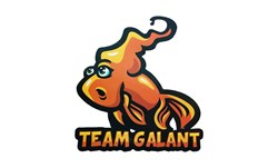 Bild på Sticker - Team Galant