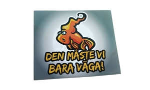 "Picture of Sticker - Team Galant ""Bara väga"""