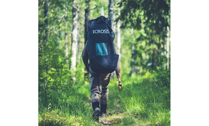 Picture of ICROSS Backpack 110 L