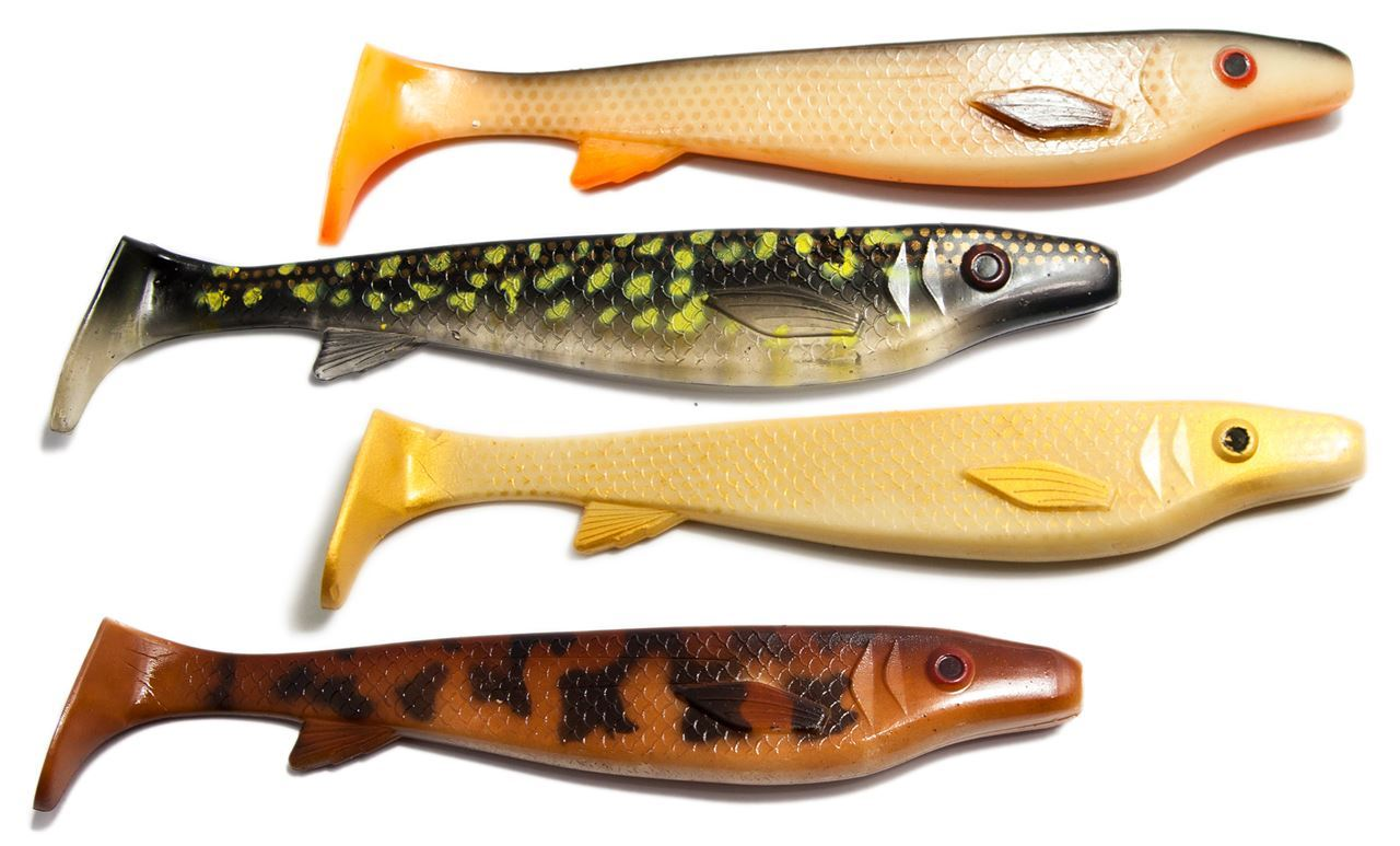 Bild på Fatnose Shad Bundle - New colors