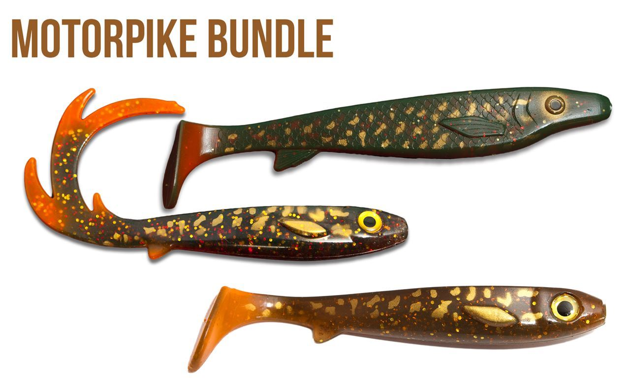 Picture of Motorpike bundle - EJ Lures