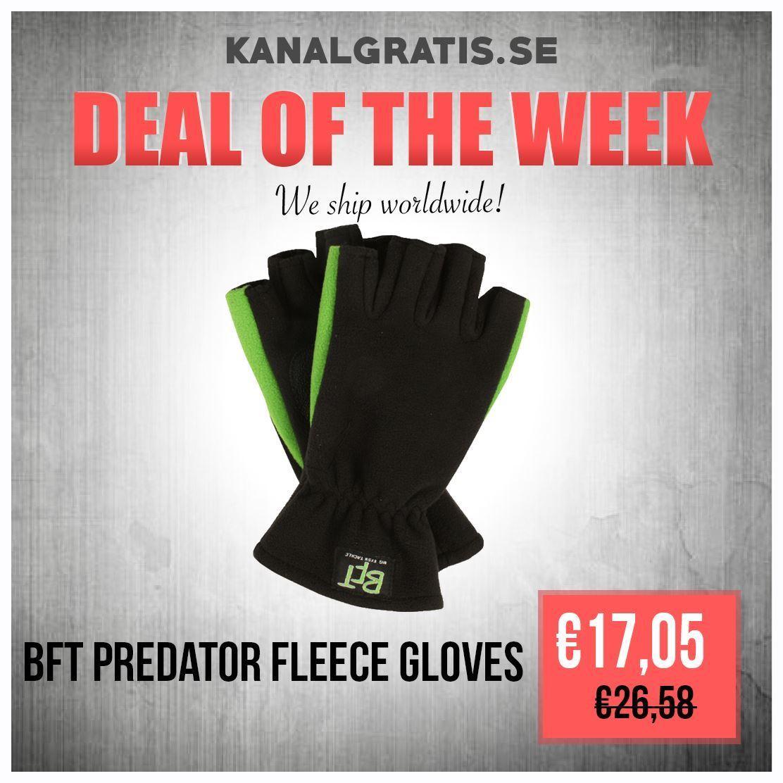 Picture of BFT Predator Fleece Glove Medium