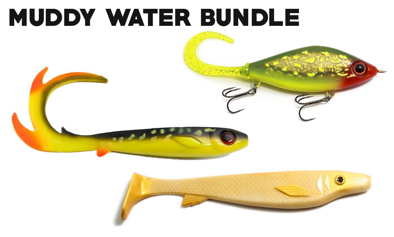 Bild på Muddy Water Bundle - Pike