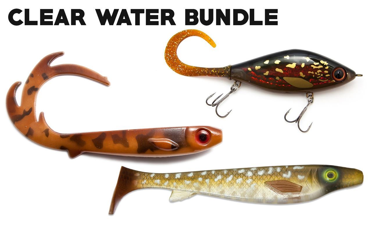Bild på Clear Water Bundle - Pike
