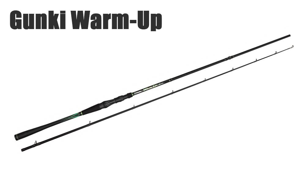 Picture of Gunki Warm-Up Boost Baitcasting 240XXH 40-120 gr