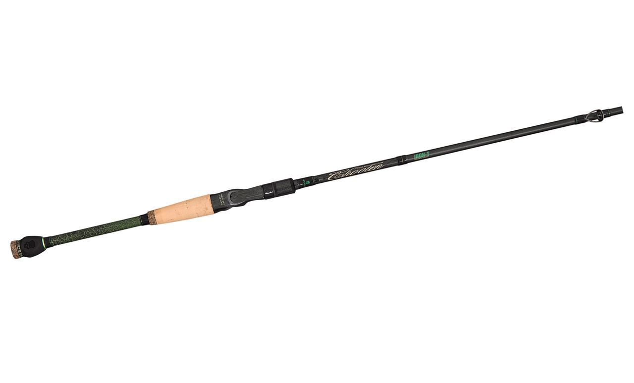 Picture of Gunki Iron-T Chooten Rod - Baitcasting C205H 10-35gr