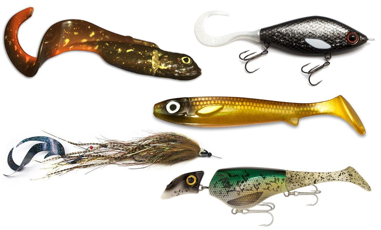 Picture of TOP 5 PIKE LURES - Clear Water