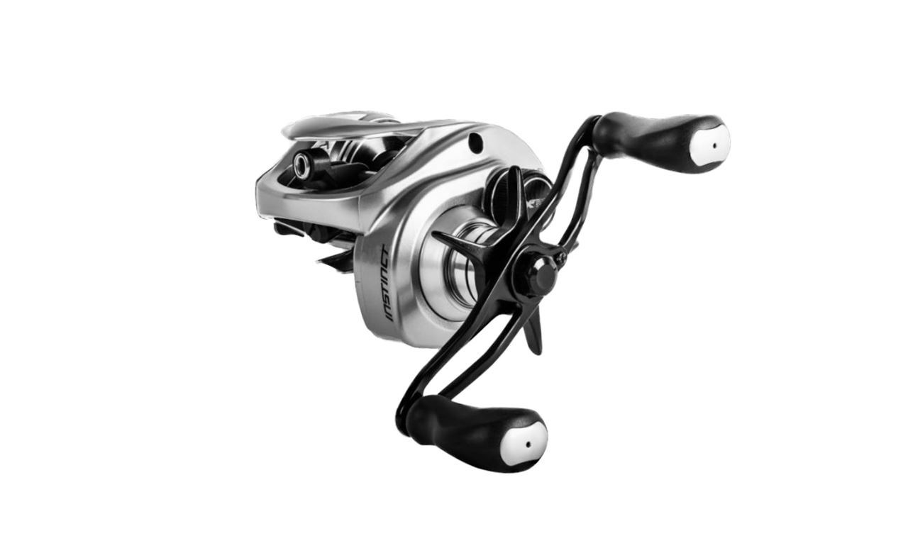 Bild på BFT INSTINCT X8 Perch reel - Left handed
