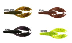 Picture of Pig Craw 4-pack 10 cm