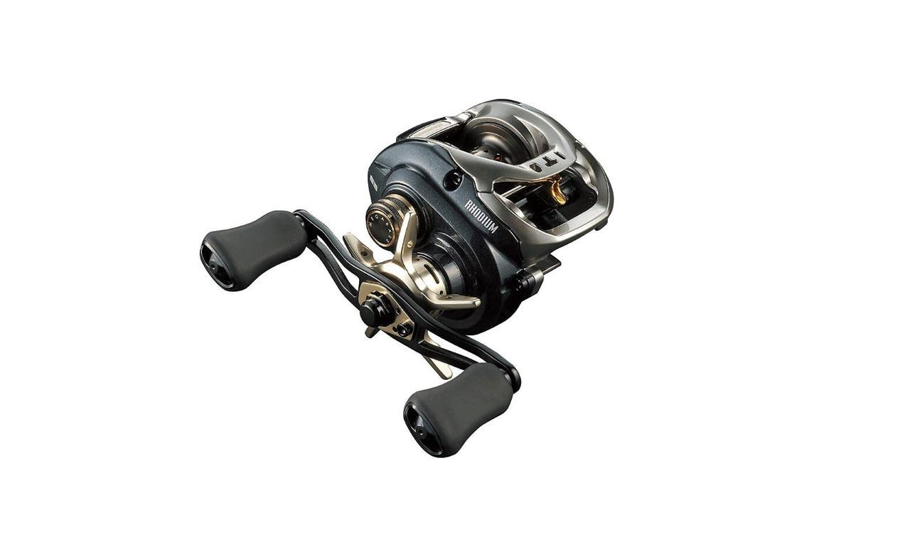 Picture of MEGABASS Rhodium 63L – Left Handle