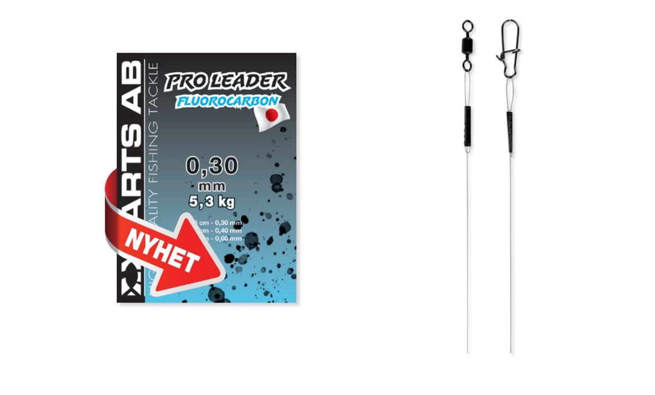Picture of Darts Flurocarbon Leader Light