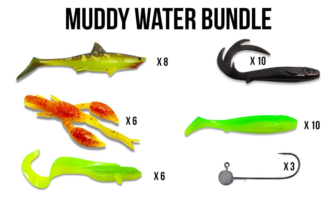 Picture of PERCH BUNDLE - Muddy Water