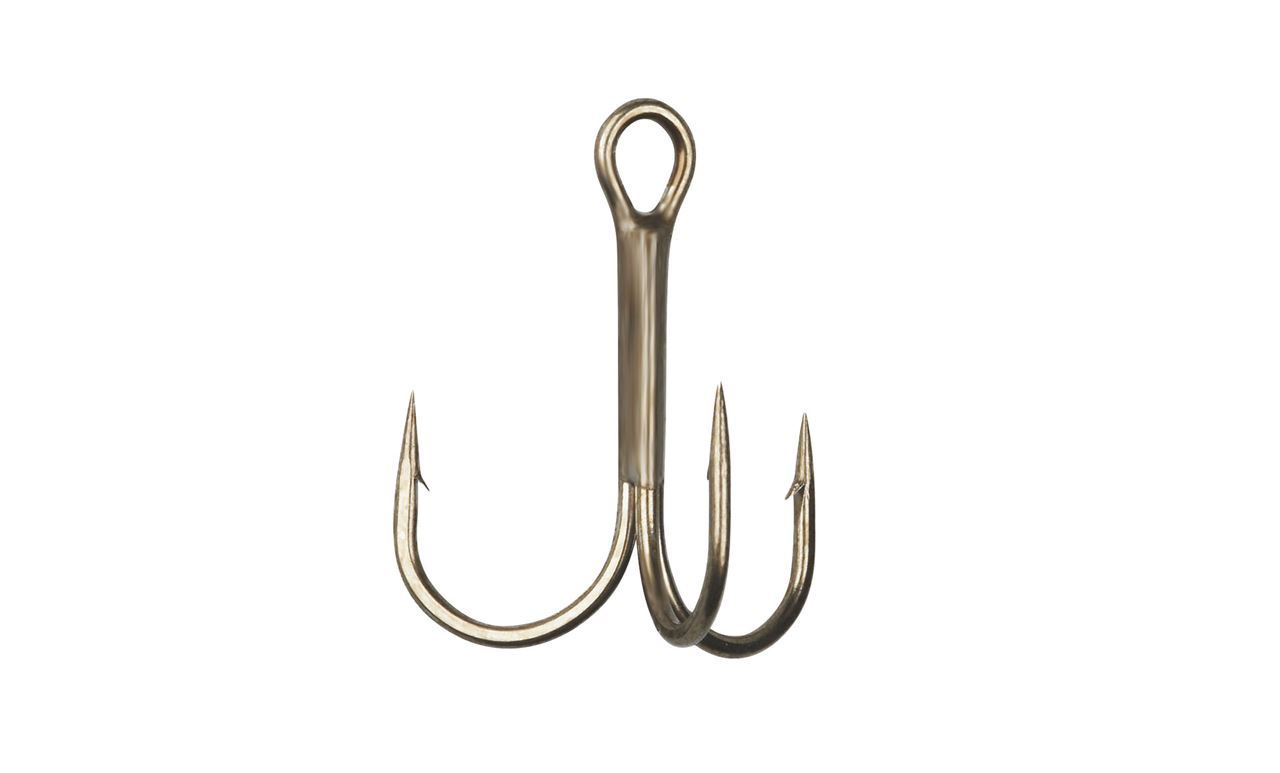 Picture of Gamakatsu Treble hook 13B