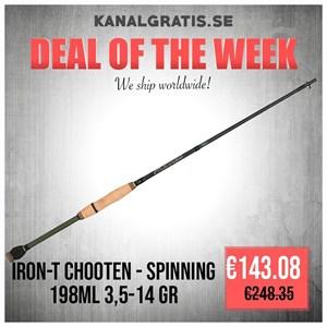 Picture of Gunki Iron-T Chooten - Spinning 198ML 3,5-14 gr