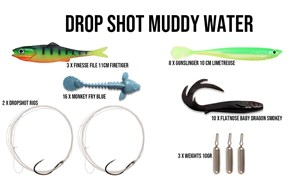 Picture of DROP SHOT BUNDLE - Muddy Water