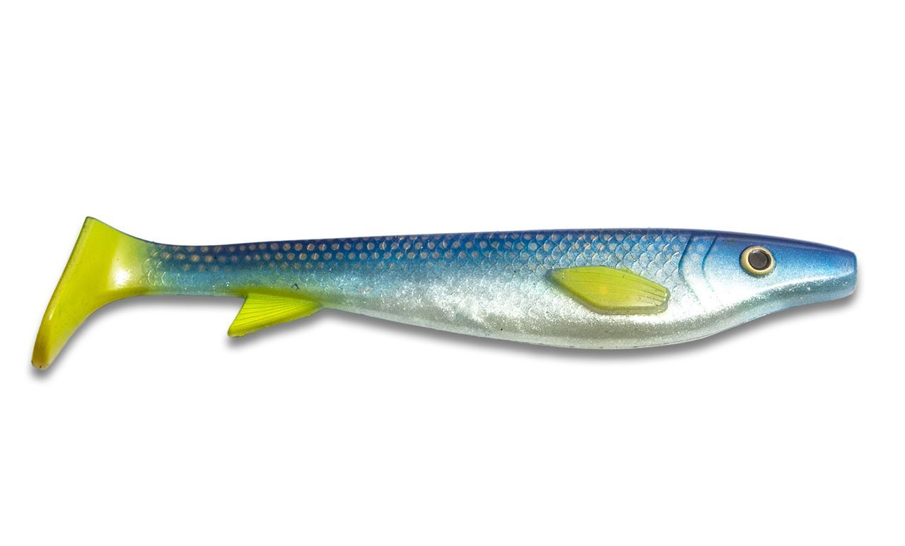 Picture of Fatnose Shad - Pearl Blue Lemonade