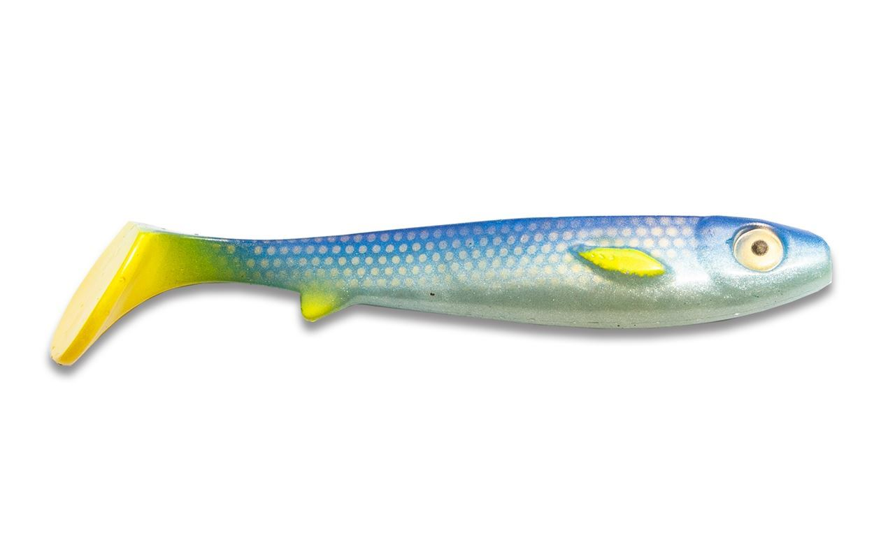 Picture of Flatnose Shad - Pearl Blue Lemonade