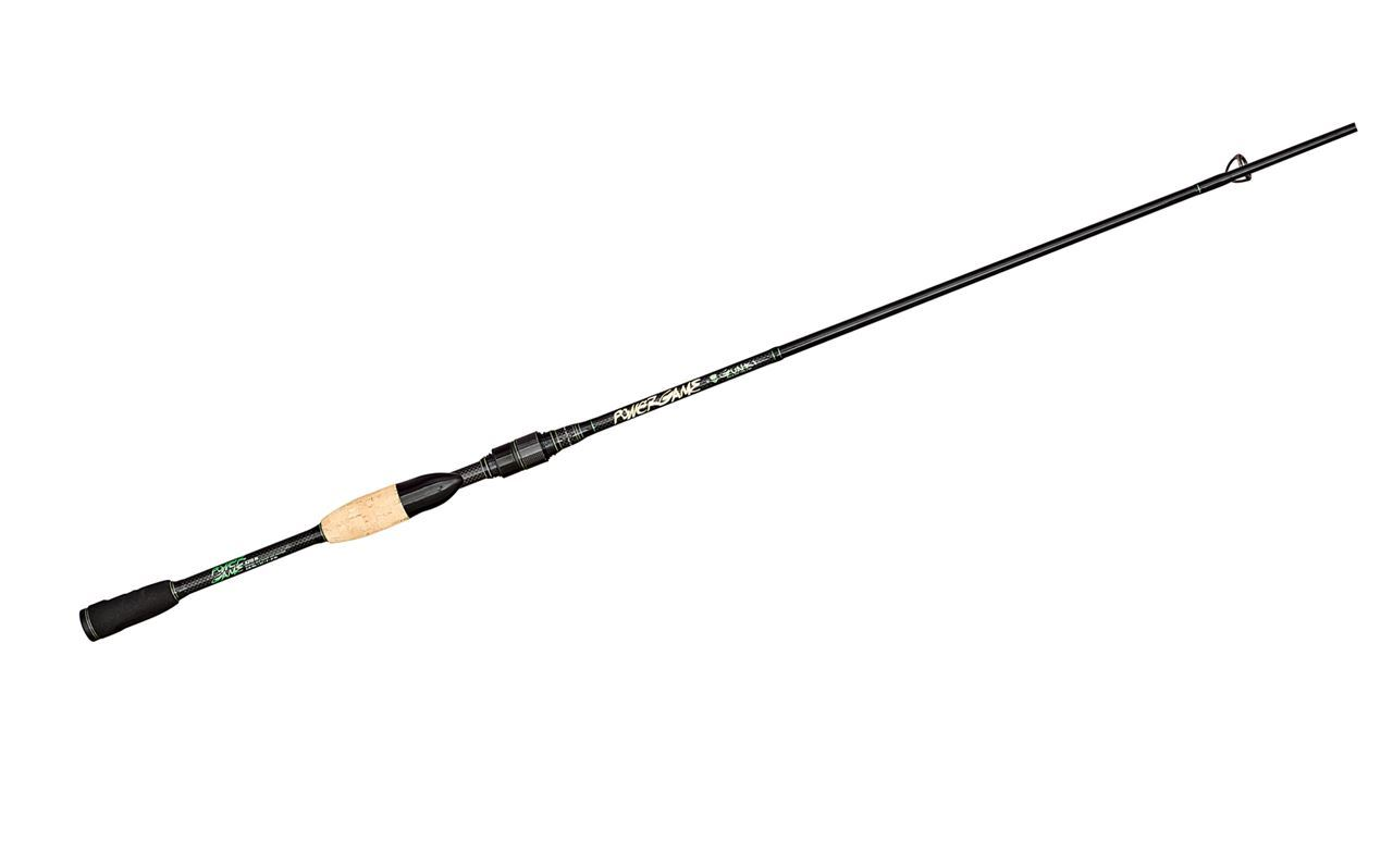 Picture of Gunki Power Game Spinning rod 240M 10-35gr