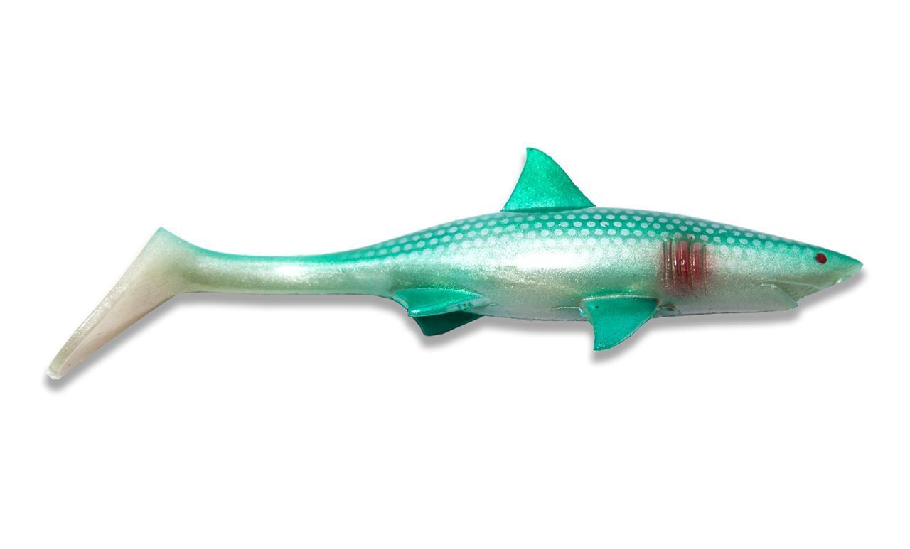 Picture of Shark Shad - Emerald Shark 20 cm