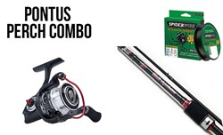 Picture of Pontus Perch Combo 5-21gr Spinning